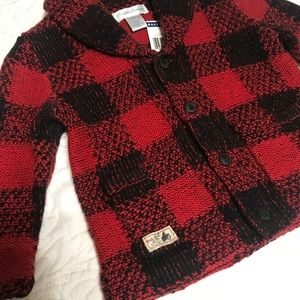 Beautiful boy sweater